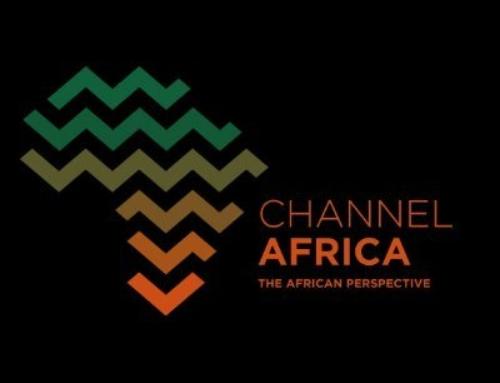 SABC  CHANNEL AFRICA  WITH WANDILE CINDI